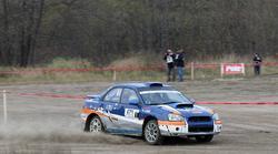 Rallye de Charlevoix : Maxime Labrie & Anik Barrette l'emportent | PolePosition.ca