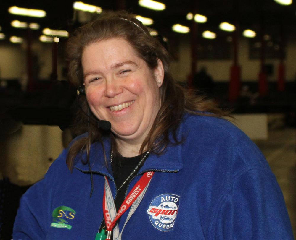 Nancy Guilbert, une passionnée à la tête d'Auto Sport Québec | PolePosition.ca