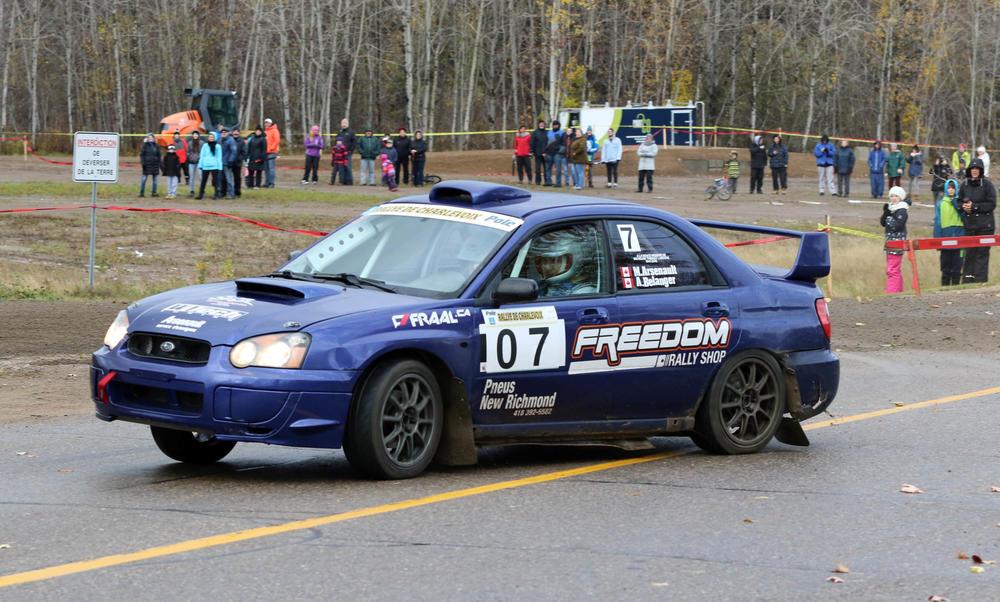 Les 4 plus prestigieux événements québécois de rallye au menu du Chp. du Québec | PolePosition.ca