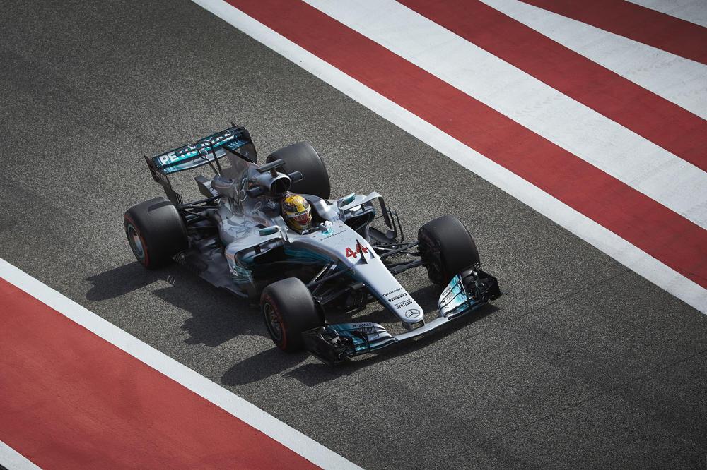 Essais F1 à Bahreïn: Mercedes domine, Lance Stroll 7ème   PolePosition.ca