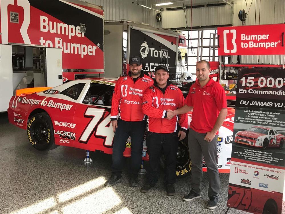 Maxime Gauvreau prêt à se démarquer cette saison en NASCAR Sportsman Lucas Oil | PolePosition.ca