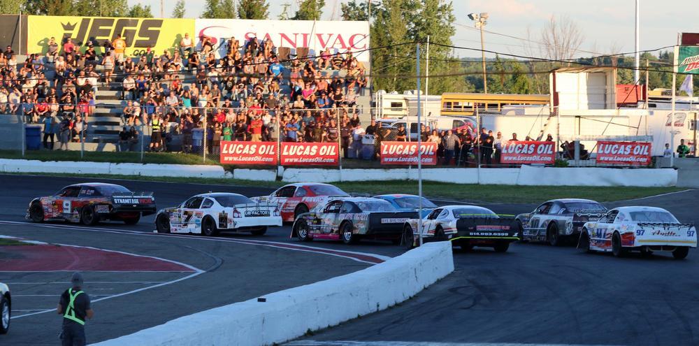 Saison 2017 de NASCAR Sportsman : Le premier programme prévu ce dimanche | PolePosition.ca