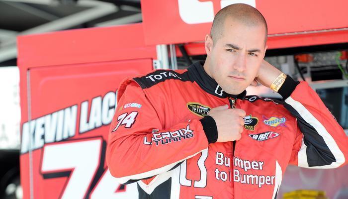 Kevin Lacroix visera la victoire en NASCAR Pinty's à Mosport cette fin de semaine | PolePosition.ca