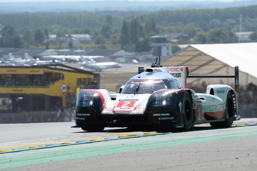 24 Heures du Mans : Porsche vainqueur, mais pas avec l'équipage prévu ! | PolePosition.ca