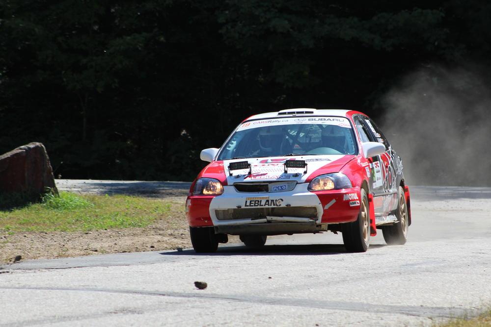 Championnat du Québec des Rallyes : Le bilan du Rallye Défi 2017 | PolePosition.ca