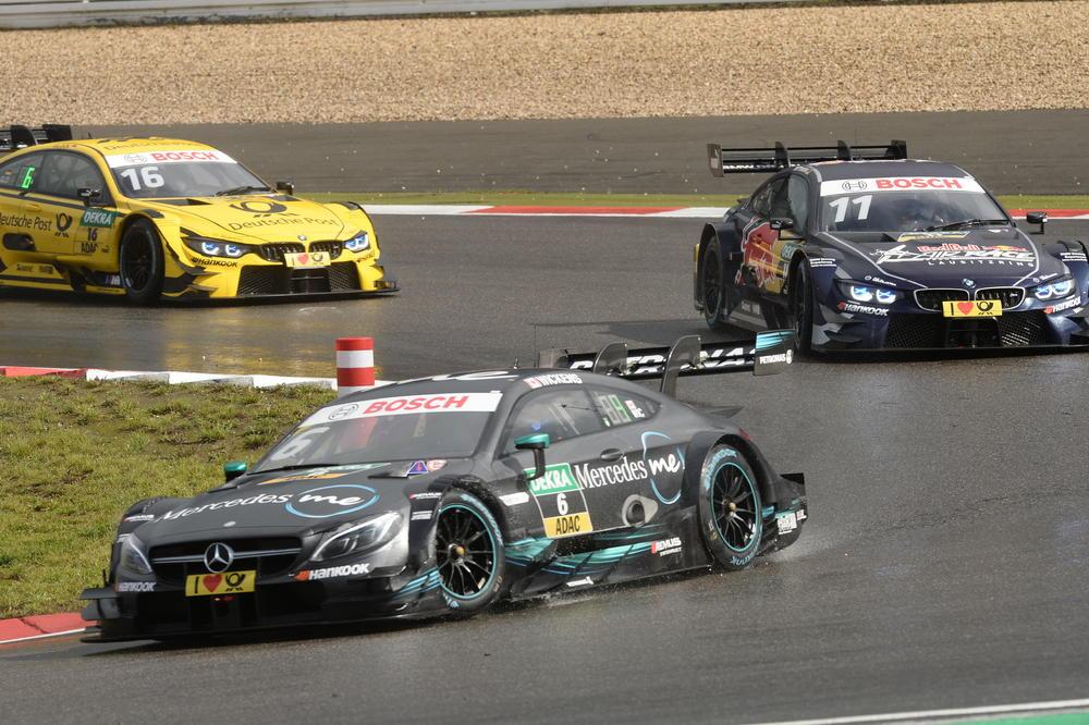 DTM : Robert Wickens vainqueur, Bruno Spengler quatrième au Nürburgring ! | PolePosition.ca