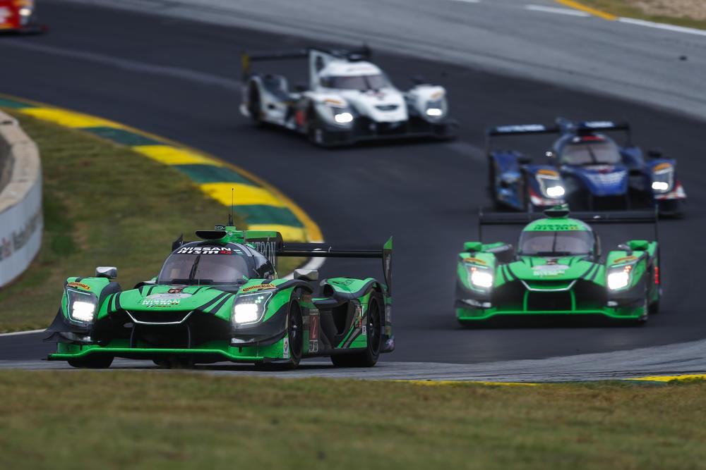 Bilan du Petit Le Mans : Succès Nissan en Prototype, l'Ontarien Garett Grist 1er en PC | PolePosition.ca