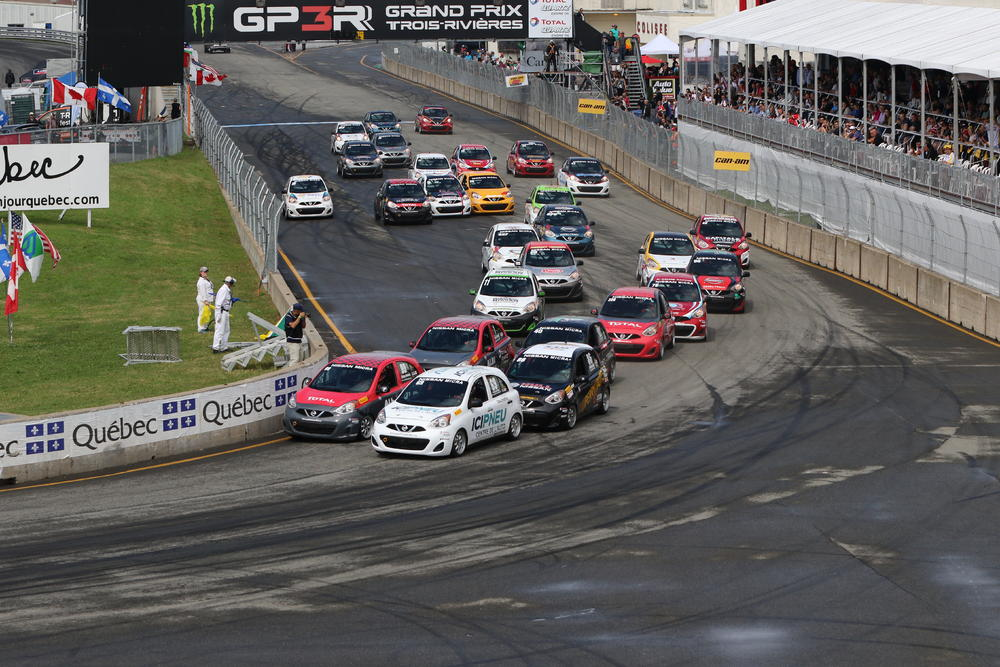 Coupe Nissan Micra : Sur les pistes canadiennes au moins jusque fin 2020 ! | PolePosition.ca