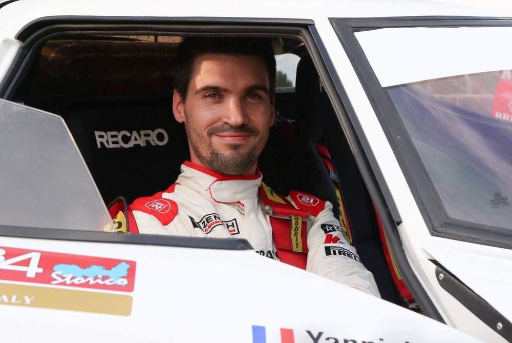 Yannick Roche : De la Lancia Stratos HF... au Rallye Perce-Neige ! | PolePosition.ca