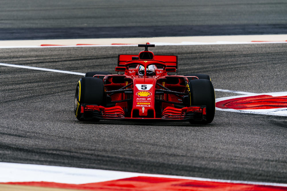 F1 : Tour du chapeau pour Vettel en Chine ?... Et enfin des points pour Williams ? | PolePosition.ca