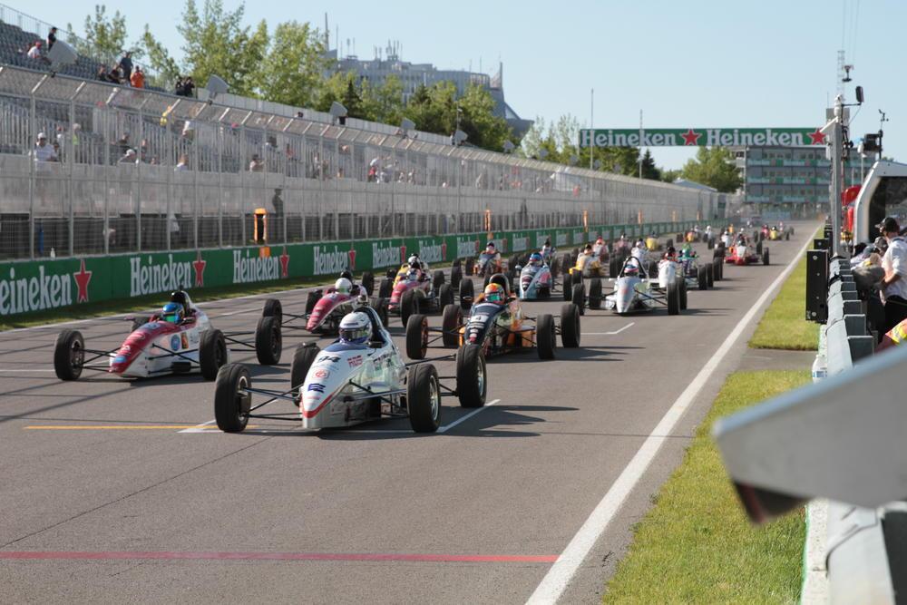 F1600 : Une pole, un podium... mais toujours pas la victoire attendue pour Didier Schraenen ! | PolePosition.ca