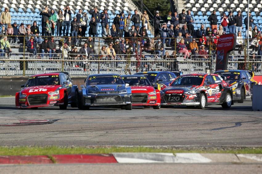 Calendrier Rallycross 2022 Championnat Du Monde Calendrier révisé et réduit à l'Europe pour le Championnat du