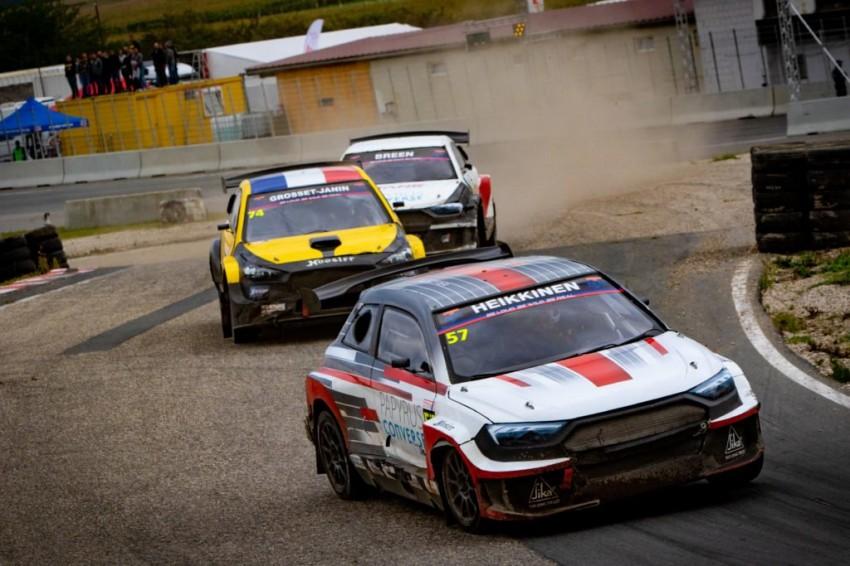 Rallycross : Les bouleversements de calendriers forcent Trois