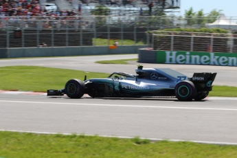 Grand Prix du Canada - Formule 1 - Vendredi