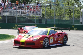 Grand Prix du Canada - Challenge Ferrari