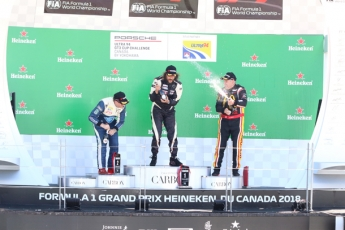 Grand Prix du Canada - Coupe Porsche GT3