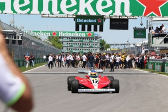 Grand Prix du Canada - Cérémonies d'avant-course