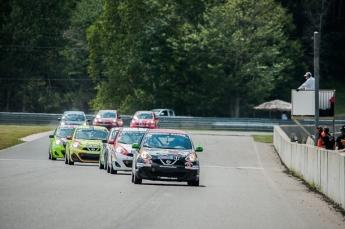 La Coupe Nissan Micra à Tremblant