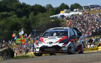 WRC Rallye d'Allemagne