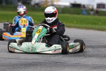 Karting - St-Hilaire - 15 septembre