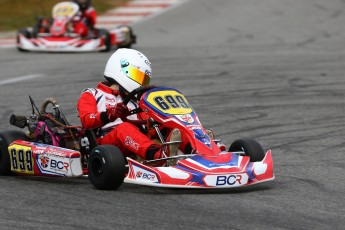 Karting - Tremblant - 30 septembre