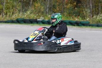 Karting - Dernier enduro à SRA