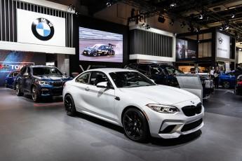 Salon international de l'auto de Montréal - 2019