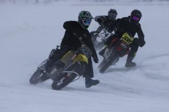 Courses sur glace à Beauharnois - Série Eskape Québec (2 fév.)