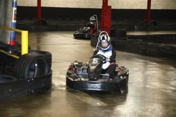 Karting - Course de qualification des 4 Heures Pole-Position
