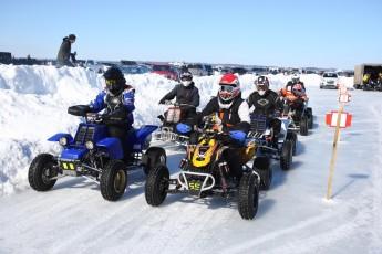 Courses sur glace à Beauharnois (17 février)