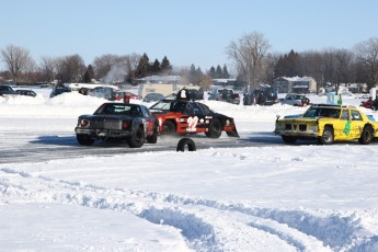 Courses sur glace à Beauharnois (23 février)