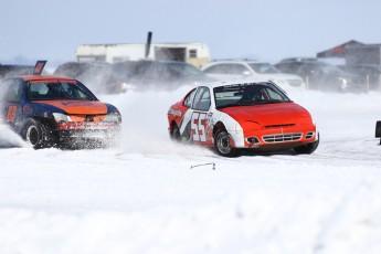 Courses sur glace à Beauharnois (3 mars)