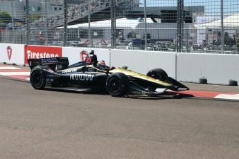 Grand Prix St-Petersburg (IndyCar et séries soutien) - Vendredi