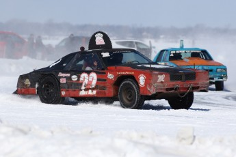 Courses sur glace à Beauharnois (9 mars)