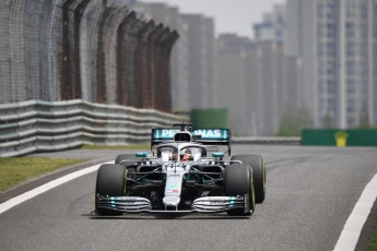 GP de Chine - 1000ème Grand Prix de l'Histoire ! - Samedi