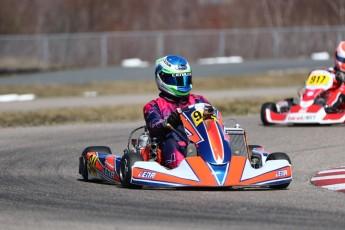 Karting - Trois-Rivières - 5 mai