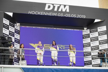 W Series - Débuts à Hockenheim