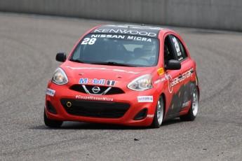 Calabogie - Kyle Nash Race Weekend - Coupe Nissan Micra