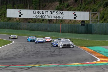 International GT Open à Spa-Francorchamps