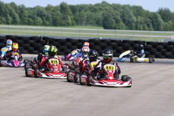 Karting - ICAR - 23 juin