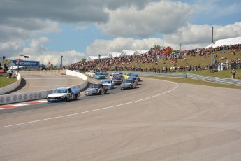 CTMP – NASCAR Truck Weekend – Pinty's et autres séries - NASCAR Gander Outdoors Truck