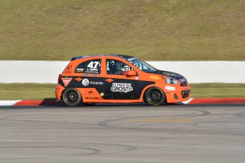 CTMP – NASCAR Truck Weekend – Coupe Nissan Micra