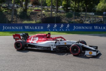 Grand Prix de Belgique F1