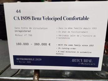 Rétromobile - Paris