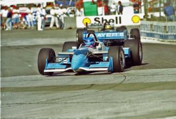 Retour dans le passé - GP de Detroit 1997