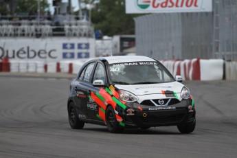 Retour dans le passé - Coupe Nissan Micra - Saison 2015