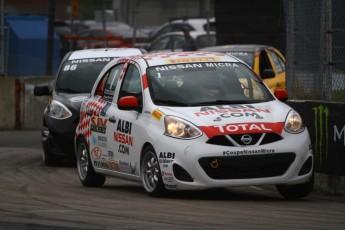 Retour dans le passé - Coupe Nissan Micra - Saison 2016