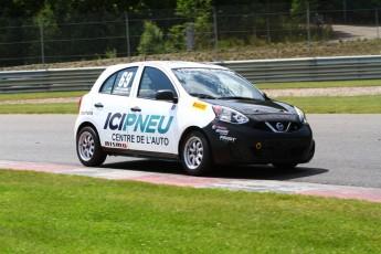Retour dans le passé - Coupe Nissan Micra - Saison 2017