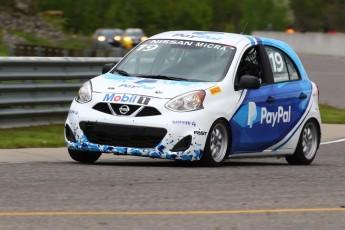 Retour dans le passé - Coupe Nissan Micra - Saison 2019