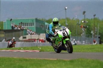 Retour dans le passé - Autodrome St-Eustache - Moto - 1994